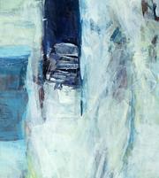 Ohne Titel   (blau) (145, Kiesel)