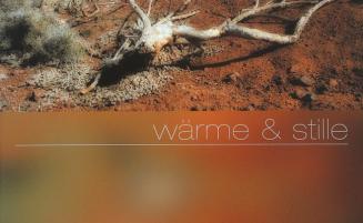Wärme und Stille   (518, Klement)