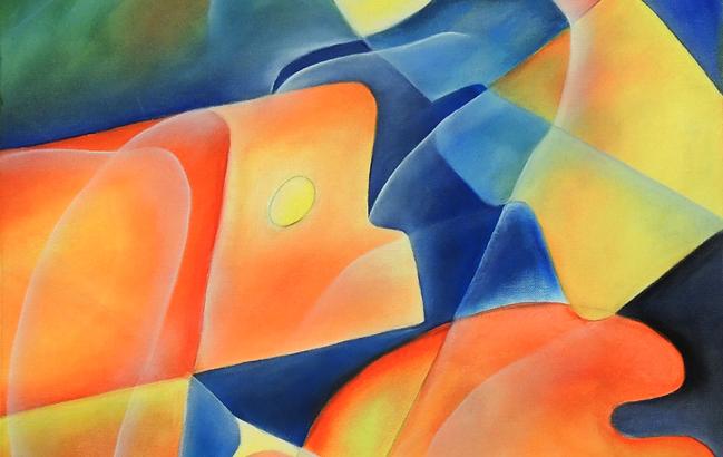 Composition Die Drei <p> <br> (584, Baldringer)