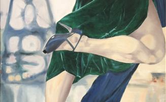 Tango in Grün   (687, Weber) – derzeit ausgeliehen