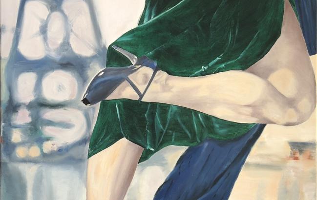 Tango in Grün <p> <br> (687, Weber) – derzeit ausgeliehen