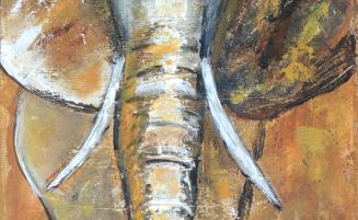 Elefant   (714, Gernhart)