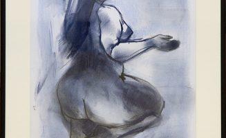 Blauer Akt   (726, Bartl)