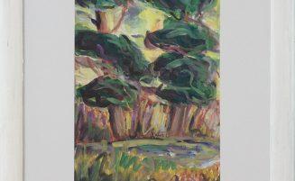 Bäume im Wind   (756, Kruschel)