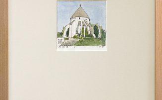 Østerlarskirke   (863, Klinkig)