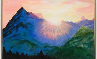 Wenn die Sonne erwacht   (859, Parr)