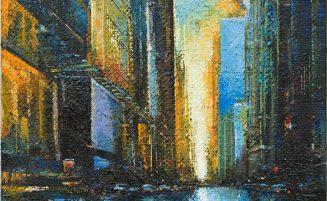 New York City Skyline   (891, Hermann) – derzeit ausgeliehen