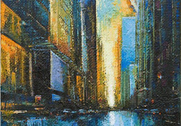New York City Skyline <p> <br> (891, Hermann) – derzeit ausgeliehen